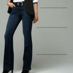 White House Black Market boot leg Jean size 4R